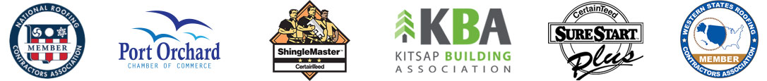 NRCA, Port Orchard chamber of commerce, KBA, Certainteed